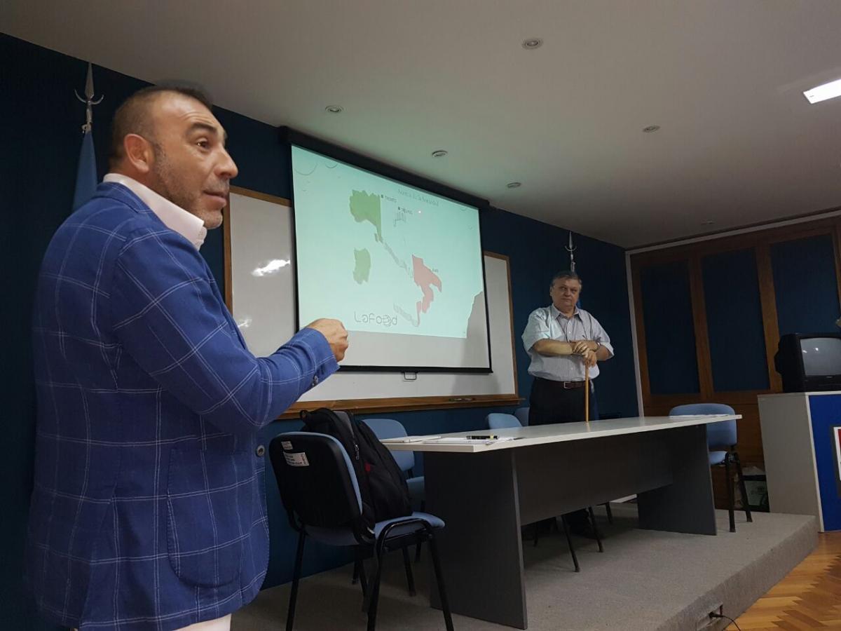 Convegno tecnico in Argentina 4