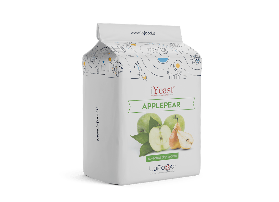 iYeast Lieviti Applepear