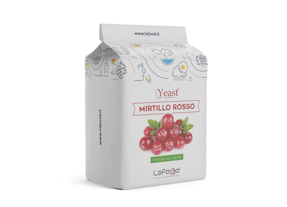 iYeast® Mirtillo Rosso