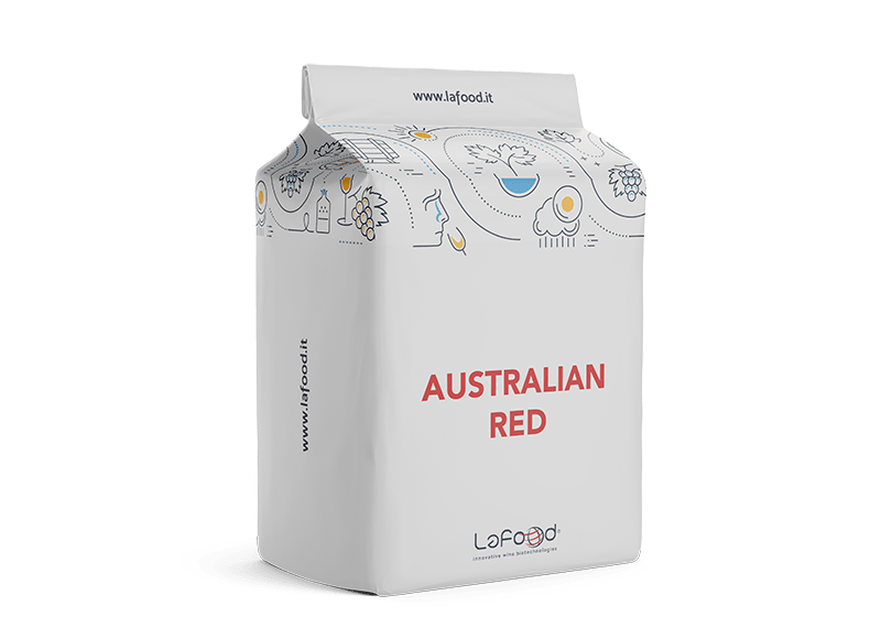 iYeast® Australian Red