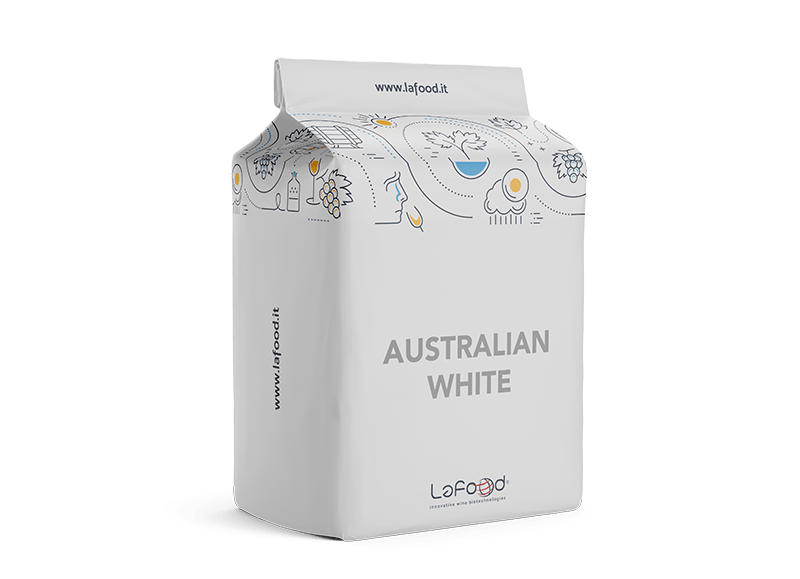 Lafood iYeast Lieviti Australian White