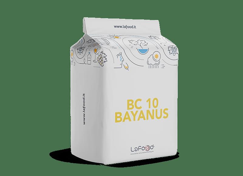 iYeast® BC 10 Bayanus