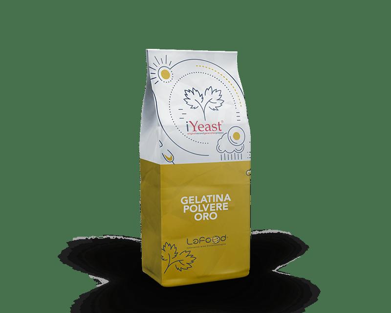 Gelatina Polvere Oro