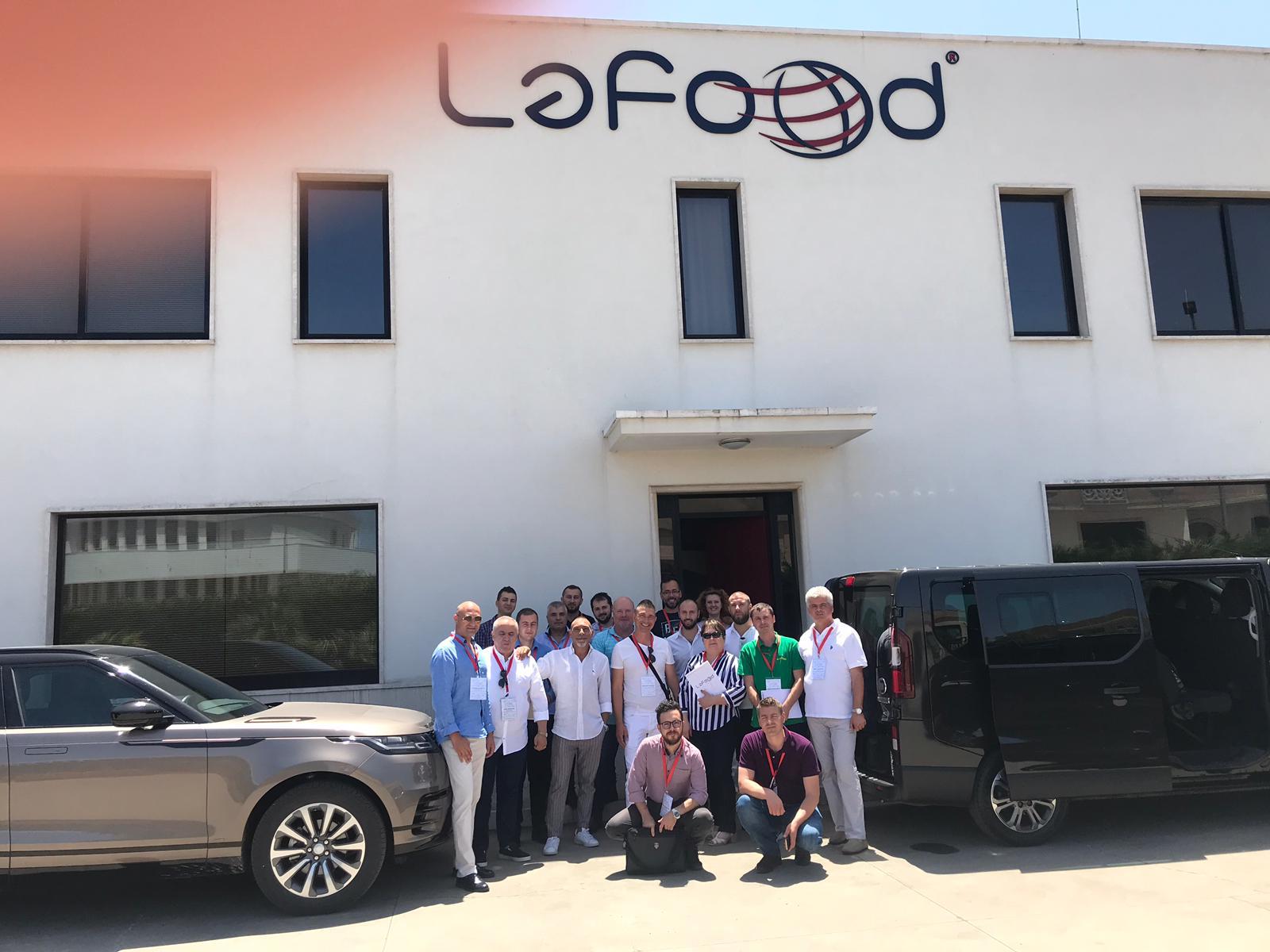 Meeting Giugno 2019 Lafood Romania